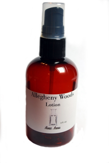 Allegheny Woods Lotion-white