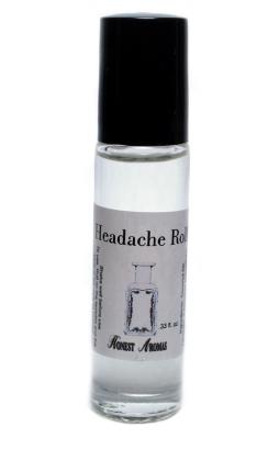 Headache-White