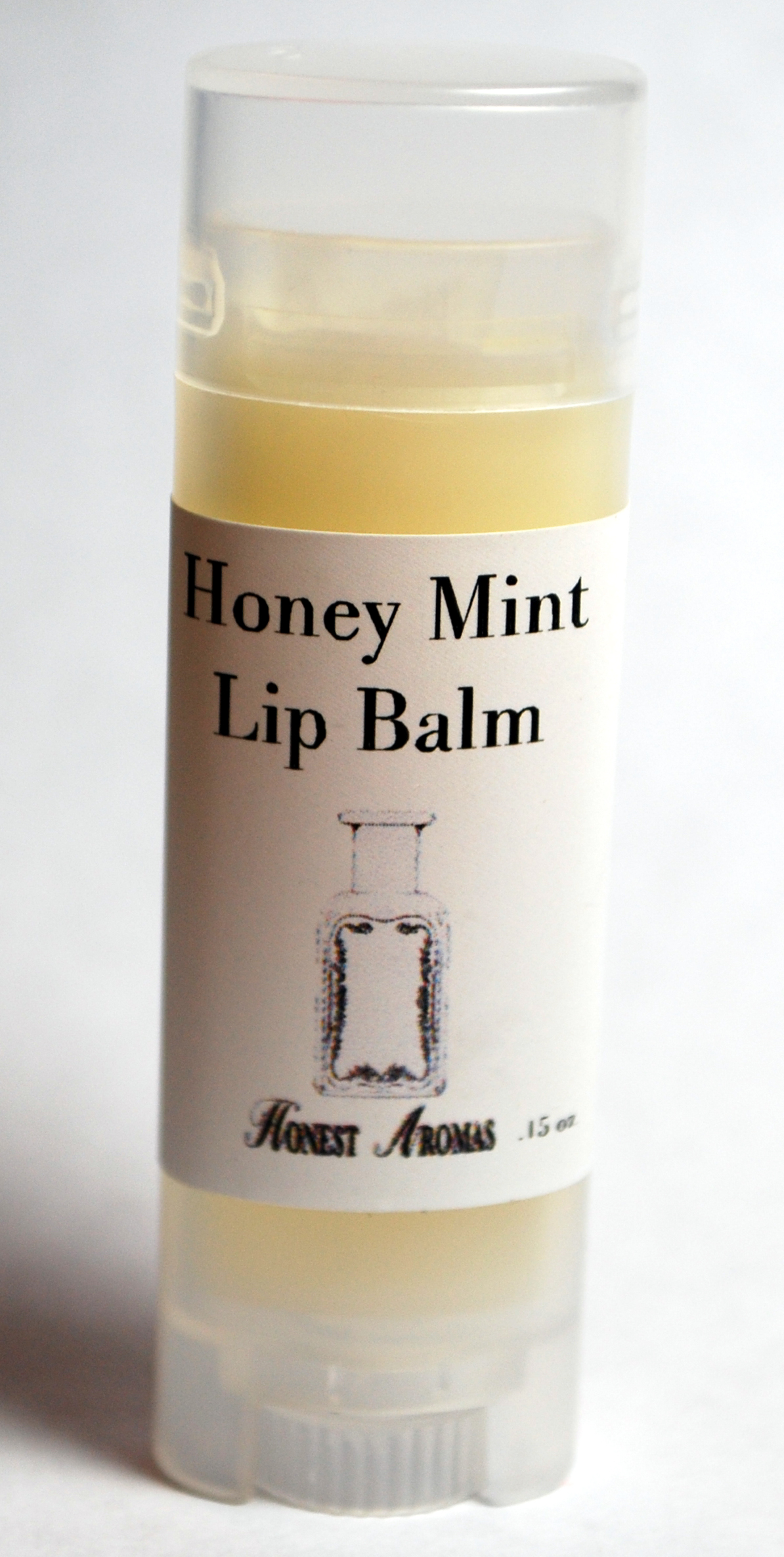Honey Mint Lip Balm