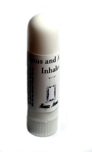 Sinus Inhaler-white